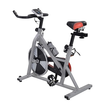 Goplus Exercise Bike Indoor Cycle Bike