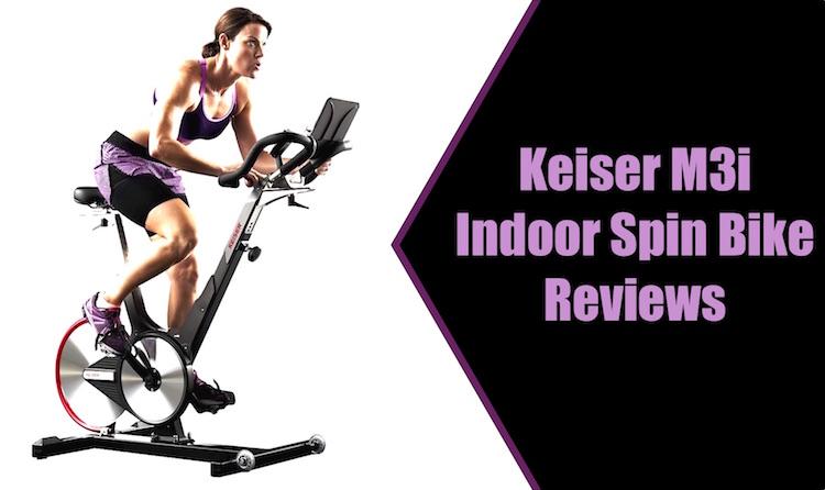 Keiser M3i Indoor Spin Bike Reviews