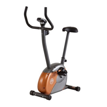 Marcy Upright Exercise Bike with Resistance ME-708