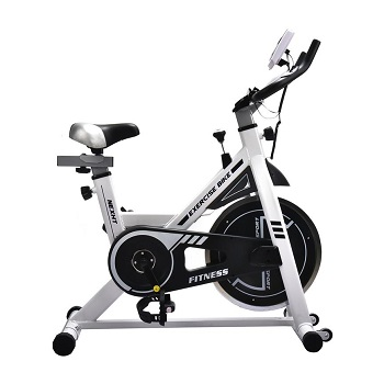 NexHT Fitness Exercise Cycle Spin Bike
