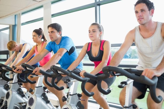 Workout Guide for Spin Bike
