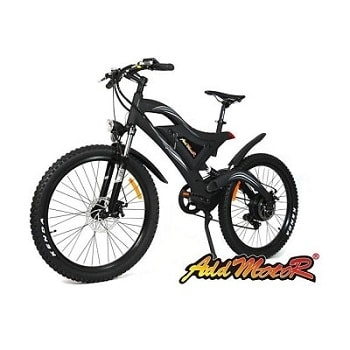 Addmotor HIT HOT Electric Bicycles Mountain Full Suspension Electric Bike