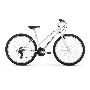 Raleigh Bikes Women's Eva 1 Recreational Mountain Bike