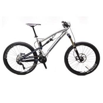 "Steppenwolf Tryton LTD Pro 26"" S 16.5"" Full Suspension All Mountain Bike"