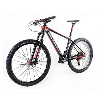 Twitter Carbon fiber Cross-Country Mountain Bike