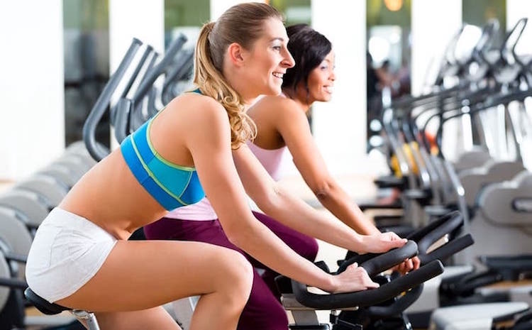 Burn Calories with Exercise Bike
