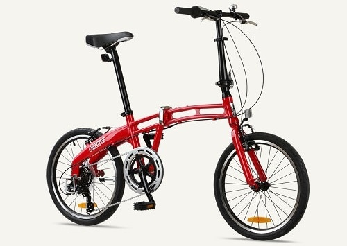 Foldable bike